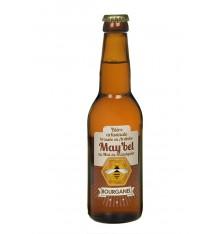 Maybel, bière Bourganel au Miel