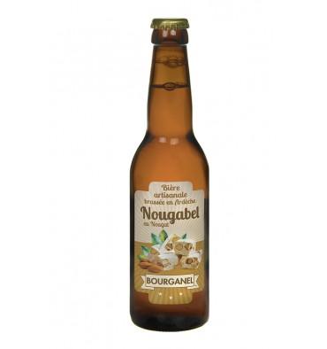 Nougabel, bière Bourganel au Nougat