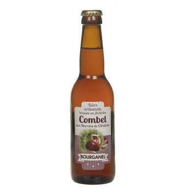 Combel, bière Bourganel aux Marrons