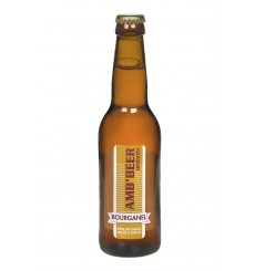 "Bourganel Ambrée ""Amb' Beer"""
